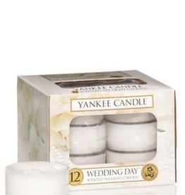 Yankee Candle Wedding Day Theelichten