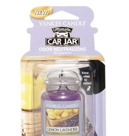 Car Jar Ultimate Lemon Lavender