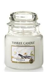 Yankee Candle Vanilla Medium Jar