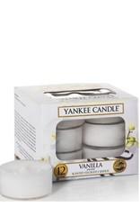 Yankee Candle Vanilla Theelichten