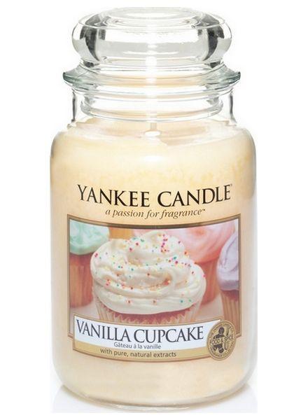 Yankee Candle Vanilla Cupcake Large Jar
