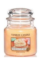 Yankee Candle Vanilla Cupcake Medium Jar