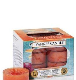 Yankee Candle Passion Fruit Martini Theelichten