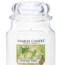 Yankee Candle Linden Tree Medium Jar