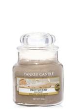 Yankee Candle Driftwood Small Jar