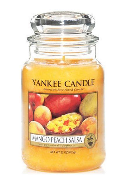 Yankee Candle Mango Peach Salsa Large Jar