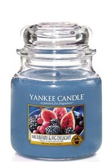 Yankee Candle Mulberry & Fig Delight Medium Jar
