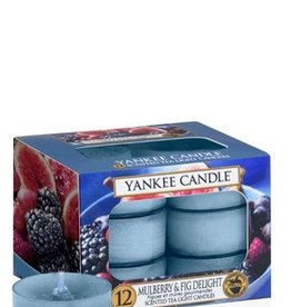Yankee Candle Mulberry & Fig Delight Theelichten