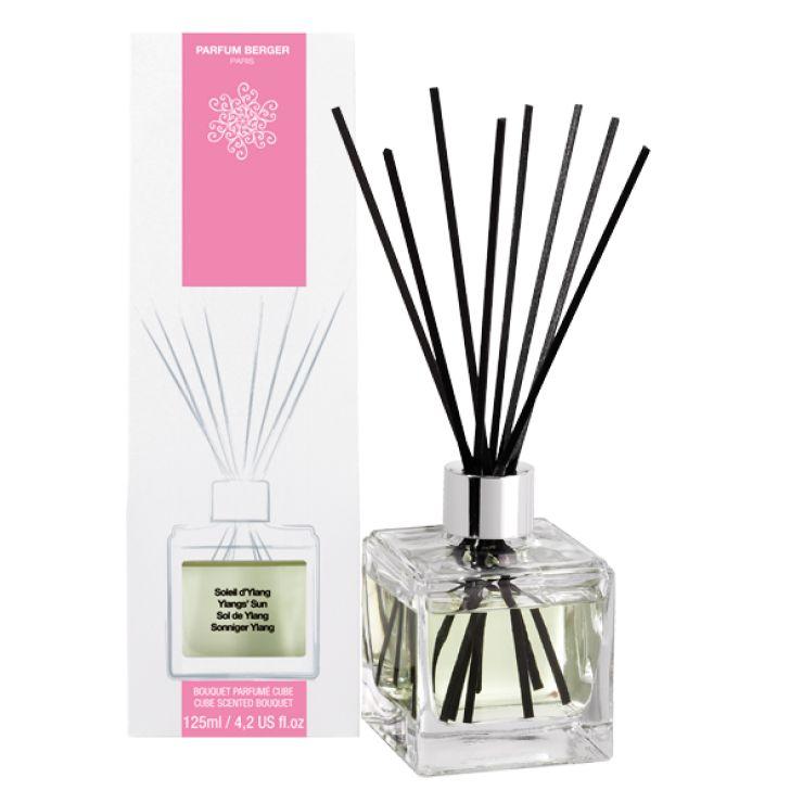 Parfumverspreider Cube Ylangs'Sun