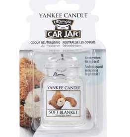 Car Jar Ultimate Soft Blanket