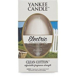 Yankee Candle Electric Base Unit Clean Cotton