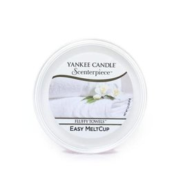 Yankee Candle Fluffy Towels Scenterpiece Melt Cup