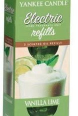 Electric Refill Vanilla Lime