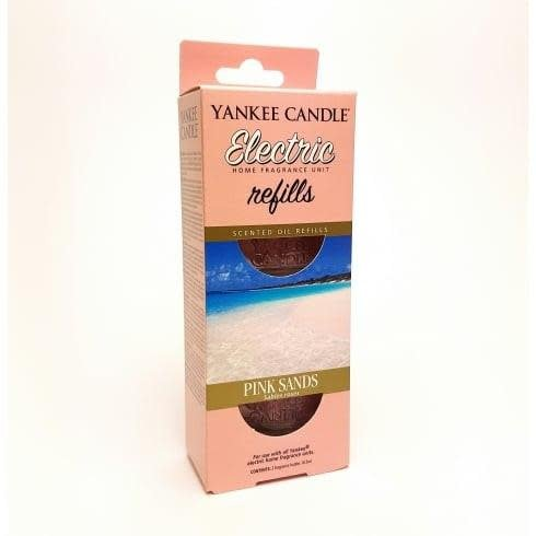 Yankee Candle Electric Refill Pink Sands