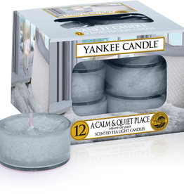 Yankee Candle A Calm & Quiet Place Theelichten