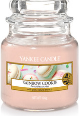 Yankee Candle Rainbow Cookie Medium Jar