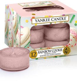 Yankee Candle Rainbow Cookie Theelichten
