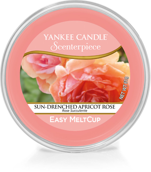 Yankee Candle Sun Drenched Apricot Rose Centerpiece