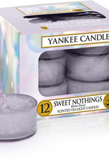 Yankee Candle Sweet Nothings Theelichten