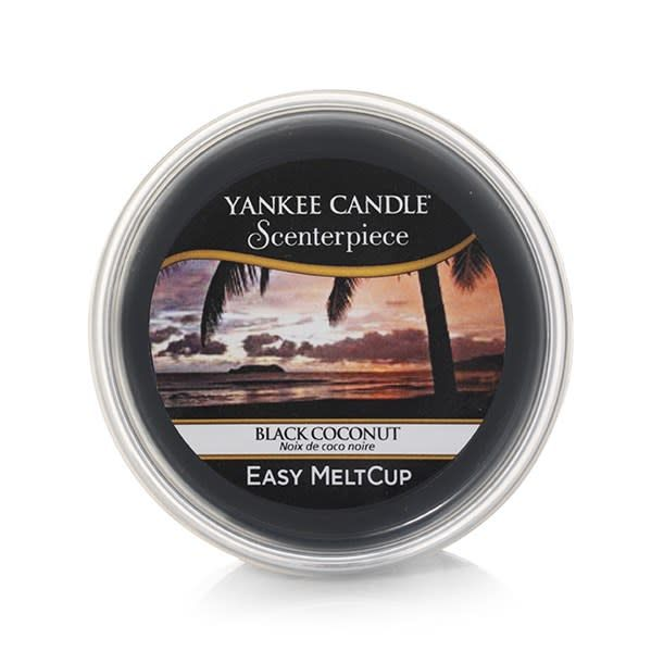 Yankee Candle  Black Coconut Scenterpiece Melt Cup