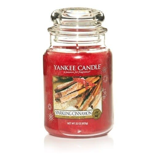 Yankee Candle Sparkling Cinnamon Large Jar