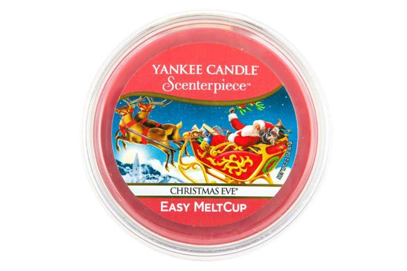 Yankee Candle Christmas Eve Scenterpiece Melt Cup