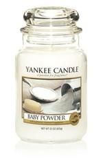 Yanke Candle Baby Powder Large Jar