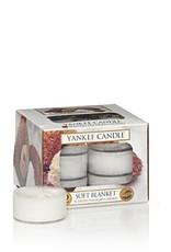 Yankee Candle Soft Blanket Theelichten