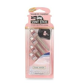 Yankee Candle Vent Sticks Pink Sands