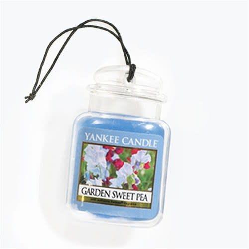 Car Jar Ultimate Garden Sweet Pea