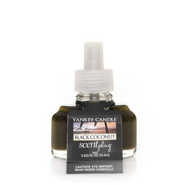 Yankee Candle Electric Refill Black Coconut
