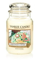 Yankee Candle Christmas Cookie Large Jar