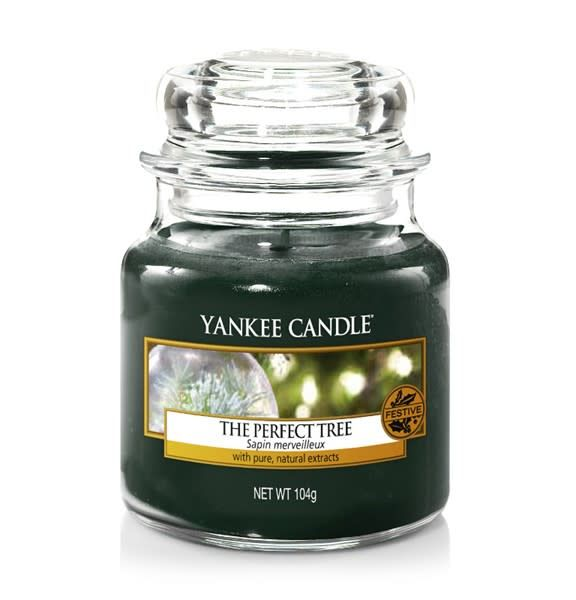 Yankee Candle The Perfect Tree Small Jar