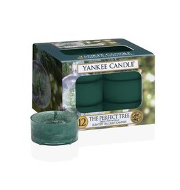 Yankee Candle The Perfect Tree Theelichten