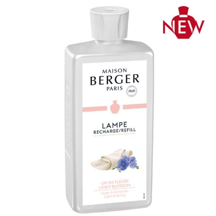 Lampe Berger linen Blossom 500 ml