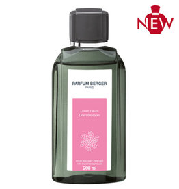 Parfum Berger Navulling voor geurverspreider Lin en Fleurs 200 ml