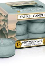 Yankee Candle Misty Mountains Tea Light
