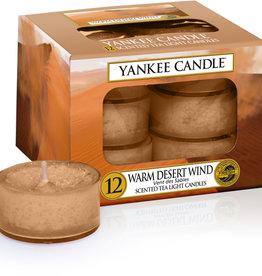Yankee Candle Warm Desert Wind Tea Light
