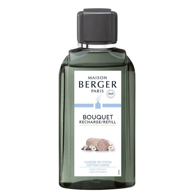 Parfum Berger Navulling Caresse de Coton 200 ml