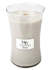 WoodWick Warm Wool Large Candle