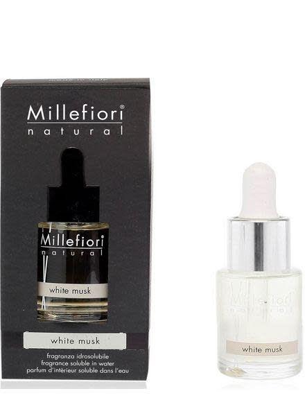 Millefiori Milano White Musk Geurolie 15 ml