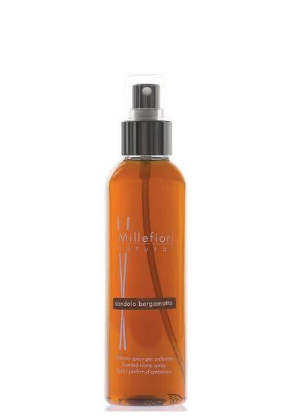 Millefiori Milano Room Spray Sandalo Bergamotto 150ml