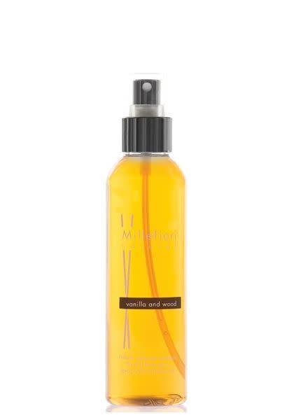 Millefiori Milano Room Spray Vanilla and Wood 150ml