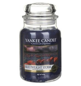 Yankee Candle Blue Twilight Storm Special large Jar