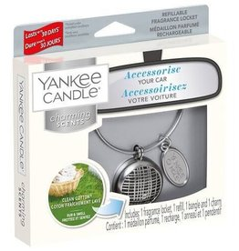 Yankee Candle Clean Cotton Charming Scents Starter Kit Linear