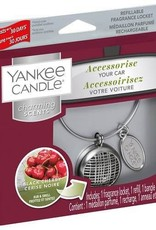 Yankee Candle Black Cherry Charming Scents Starter Kit Linear