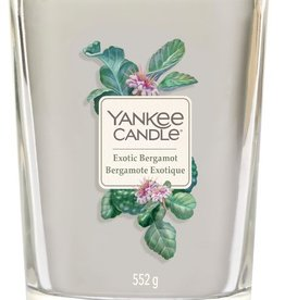 Yankee Candle Exotic Bergamot Large Vessel