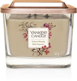 Yankee Candle Velvet Woods Medium Vessel