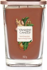Yankee Candle Sweet Orange Spice Large Vessel