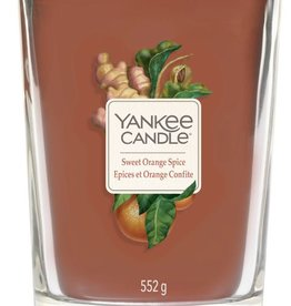 Yankee Candle Sweet Orange Spice Large Vessel
